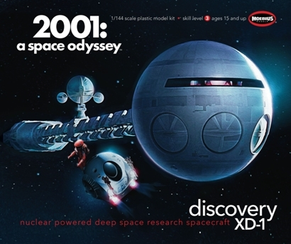 2001 Discovery 1/144