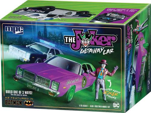 Batman Joker Goon Car 1978 Dodge Monaco 1/25