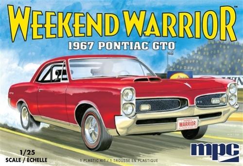 1967 Pontiac GTO 1/25