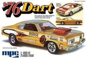 1976 Dodge Dart 1/25