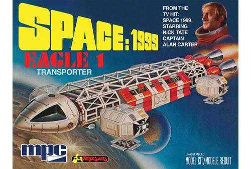 Space 1999 Eagle-1