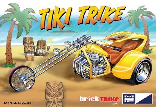 Tiki Trike (Trick Trikes Series) 1/25
