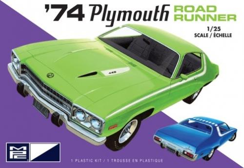 1974 Plymouth Road Runner 1/25