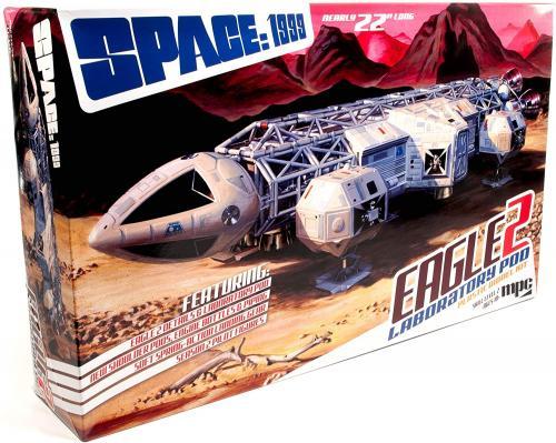 1999 EAGLE II W/LAB POD 1/48