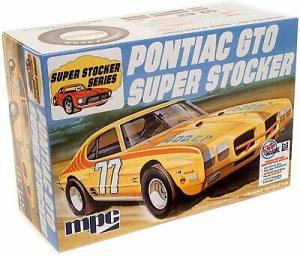 1970 PONTIAC GTO SUPER STOCKER 1/25