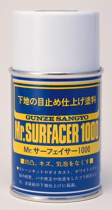 Mr. Surfacer 1000 - 100ml