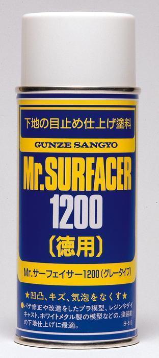 Mr. Surfacer 1200 - 170ml