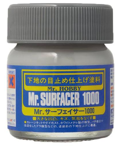 Mr. Surfacer 1000, 40ml