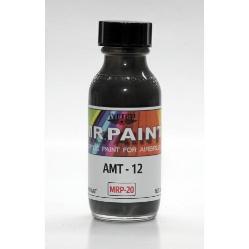 AMT-12 Dark Grey