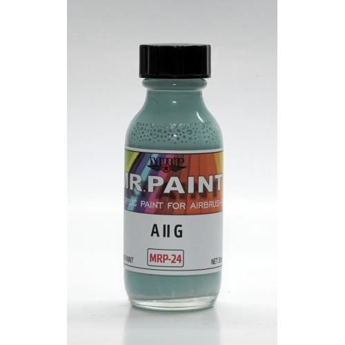 A II G Light Blue