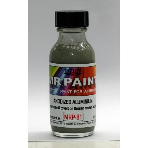 Anodized Aluminium