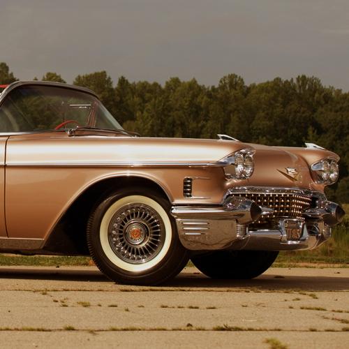 1958 Cadillac® Eldorado™ Biarritz® 1/18