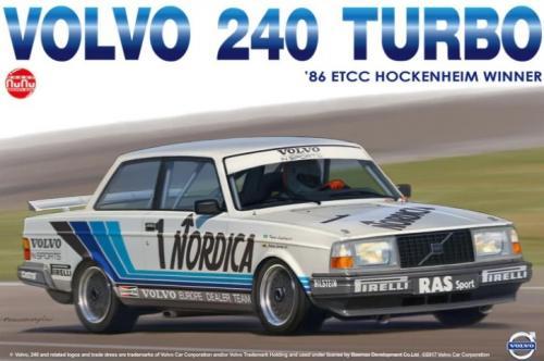 Volvo 240 Turbo '86 ETCC Hockenheim Winner 1/24