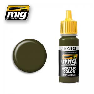 Olive Drab Dark Base RLM 81