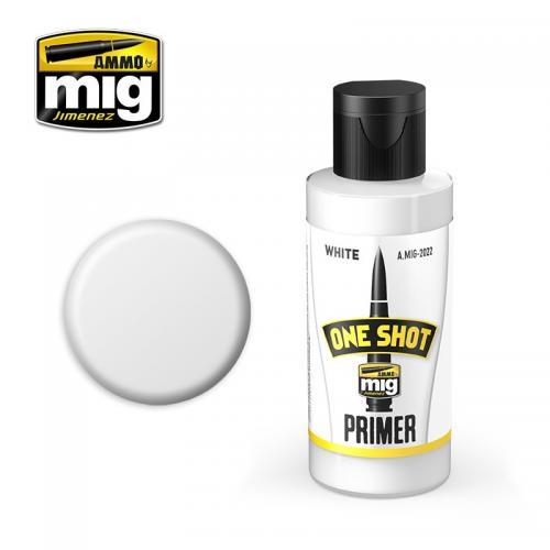 ONE SHOT PRIMER - WHITE