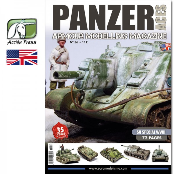 Panzer Aces 56 (English)