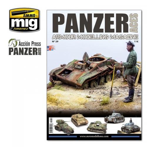 PANZER ACES Nº59