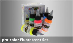 PRO-COLOR FLUORESCENT SET