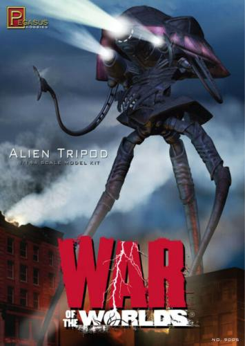 Alien Tripod 1/144