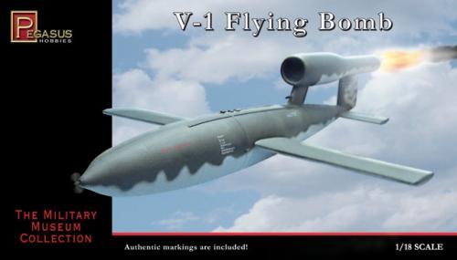 German V-1 Flying Bomb 1/18