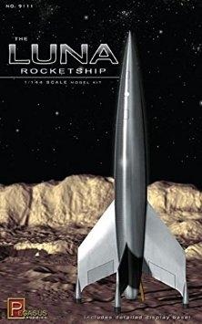 Luna Rocketship 1/144