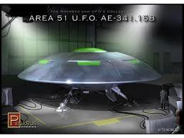 Area 51 Ufo 1/72