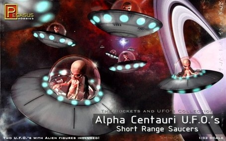 Alpha Centauri U.F.O. 1/32