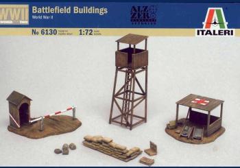Battlefield Buildings 1/72