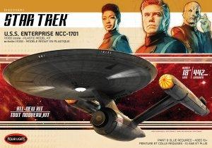 STAR TREK DISCOVERY U.S.S. ENTERPRISE 1/1000