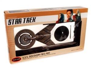 STAR TREK U.S.S. DISCOVERY PREBUILT MODEL 1/2500