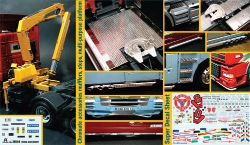 Truck Accessories II 1/24