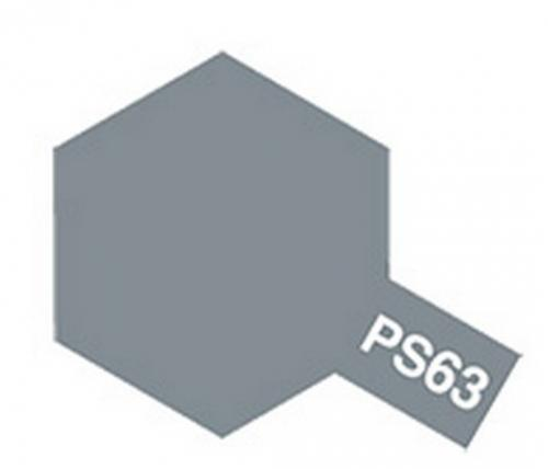 PS-63 Bright Gun Metal