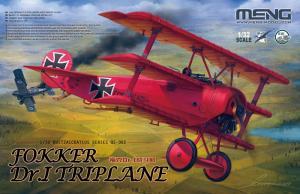 Fokker Dr. I Triplane 1/32