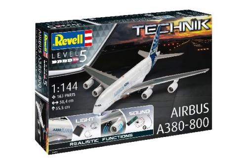 AIRBUS A380-800 - TECHNIK 1/144
