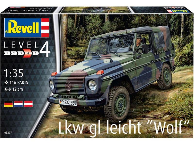 LKW gl. leicht Wolf 1/35
