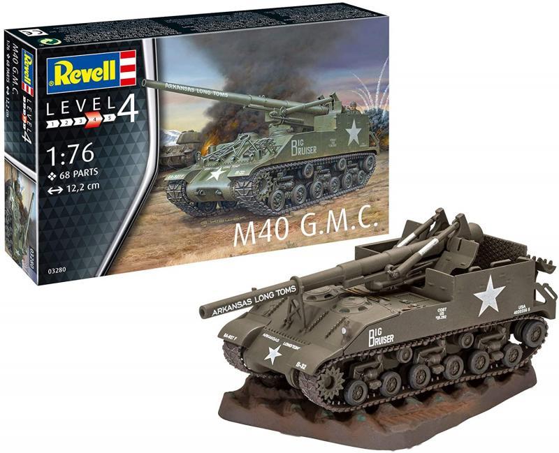 M40 G,M,C, 1/76