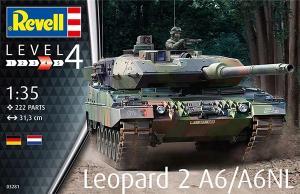 LEOPARD 2 A6/A6NL 1/35