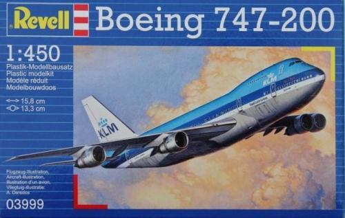 Boeing 747-200 1/450