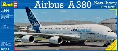 Airbus A380-800 1/144