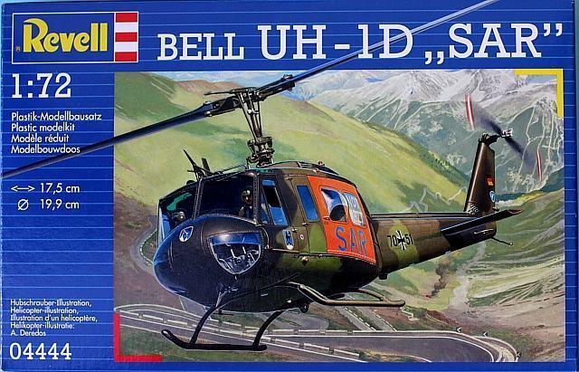 Bell UH-1D SAR 1/72