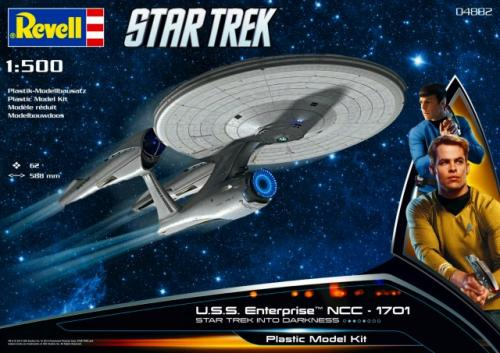 U.S.S. Enterprise NCC-1701 1/500