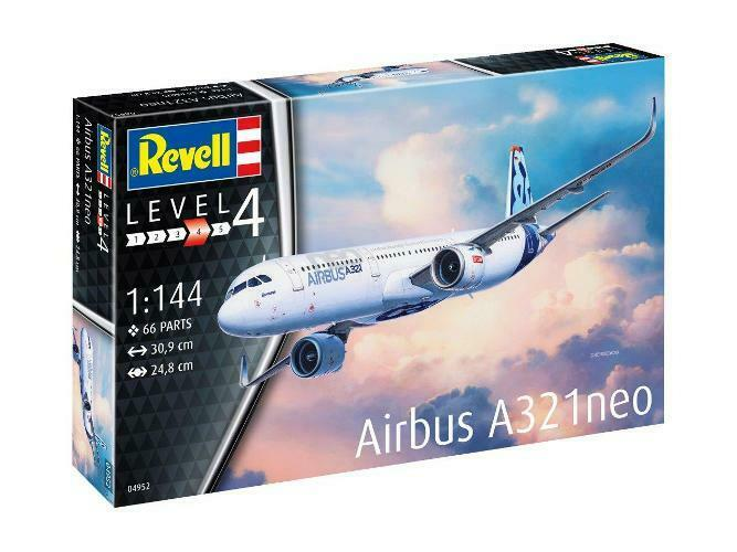 AIRBUS A321 NEO 1/144