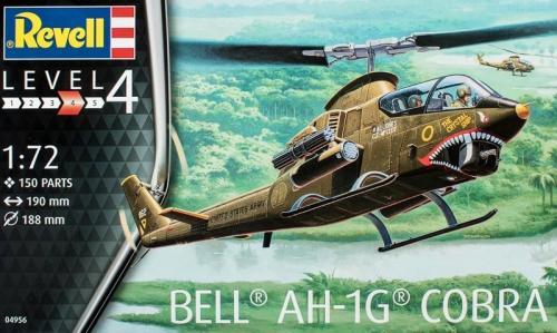 Bell AH-1G Cobra 1/72