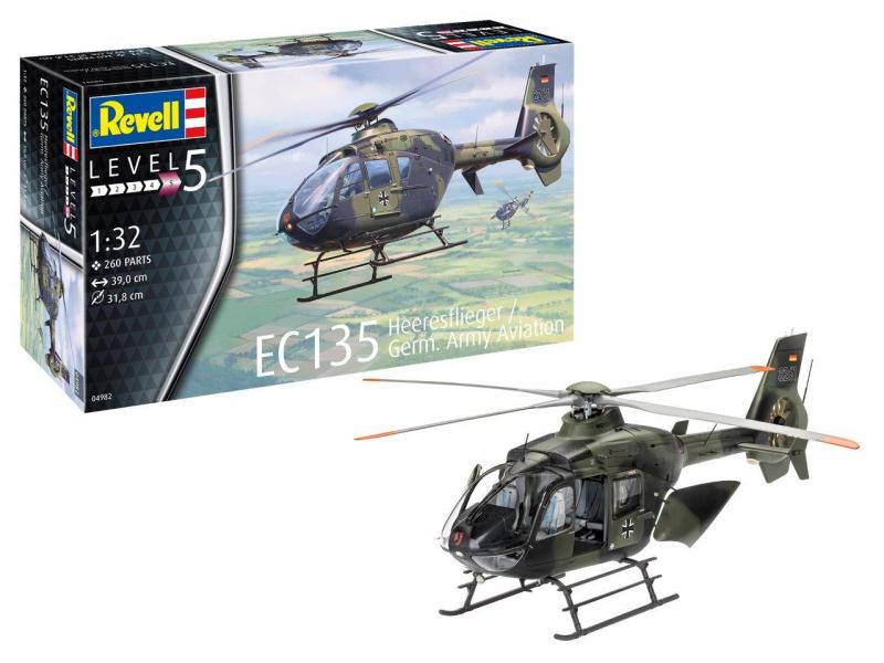 Eurocopter EC135 Heeresflieger/German Army Aviation 1/32