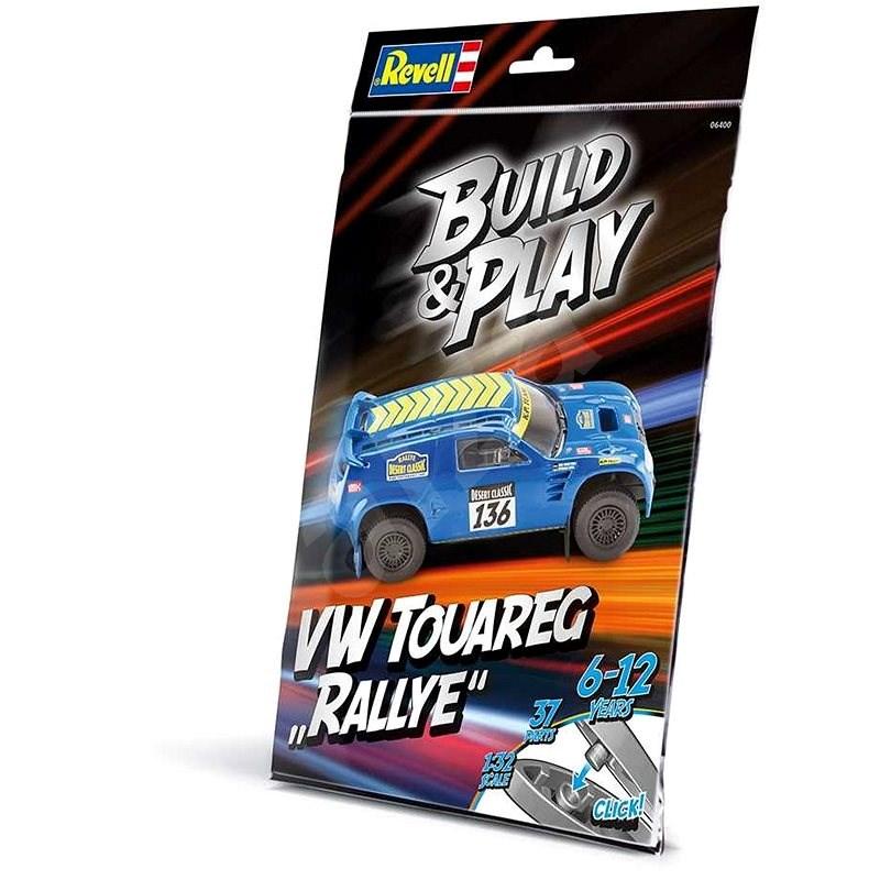 BUILD & PLAY DESERT RACER