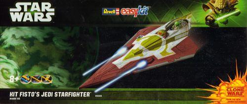 Kit Fisto's Jedi Starfighter - Star Wars Easykit