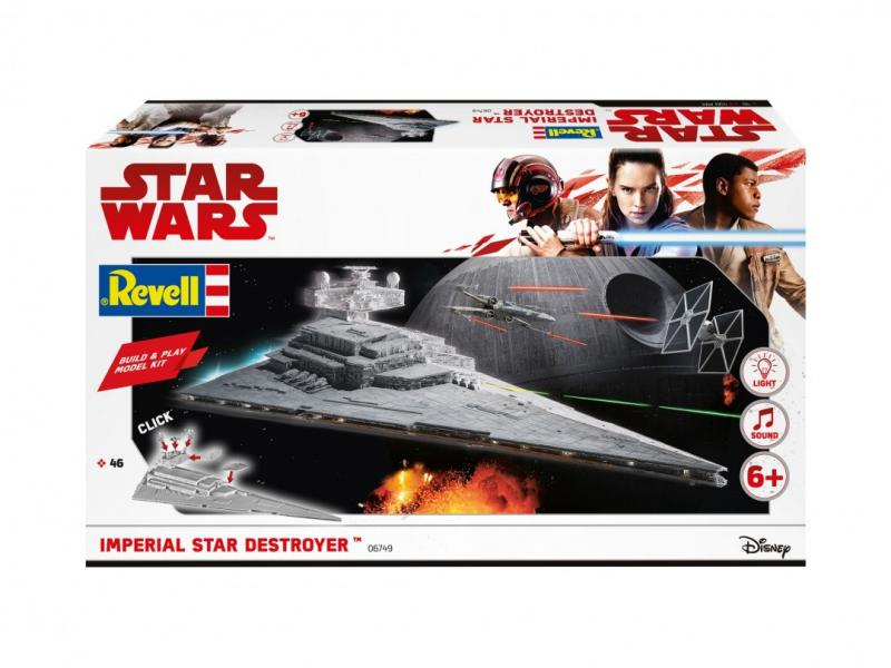 Imperial Star Destroyer 1/4000