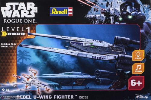 Rebel U-Wing Fighter 1/100