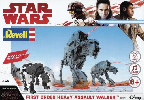 Star Wars First Order Heavy Assault Walker 1/164