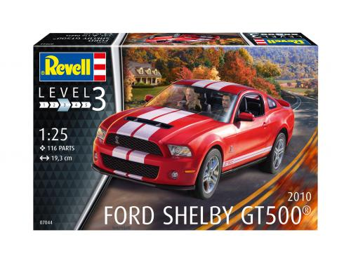 2010 Ford Shelby GT 500 1/25